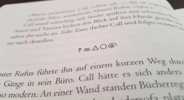 Magisterium Buch