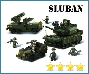Lego Alternative #2